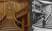 Bên trong con tàu bản sao của Titanic