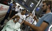 Mìn nổ làm bị thương du khách ở Myanmar