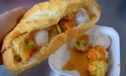 4 biến tấu của bánh mì Sài Gòn