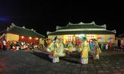 Hoàng cung Huế sẽ đón khách đến đêm