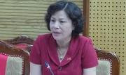 Bà phó chủ tịch tỉnh đấu tranh bình đẳng giới cho chị em