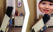Chiếc tủ 6 ngăn cướp đi sinh mạng của em bé 22 tháng tuổi
