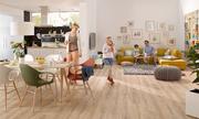 Sàn gỗ công nghiệp - giải pháp tối ưu cho thiết kế nội thất