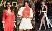 Sao mặc thảm họa tại British Fashion Awards 2015