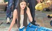 Mỹ nhân 19 tuổi của Châu Tinh Trì viêm tai vì đóng vai tiên cá