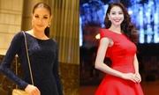 Phạm Hương mặc đẹp nhất tuần với phong cách đối lập