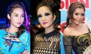 Sao Việt thành nạn nhân thời trang vì chọn sai cách trang điểm