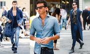 Những kiểu mặc denim giúp đàn ông tăng vẻ cuốn hút