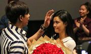 Trương Quỳnh Anh bật khóc khi Tim cầu hôn