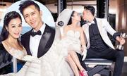 Ảnh cưới của 'bom sex' gốc Việt và bạn trai kém 12 tuổi