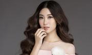Hoa hậu Mỹ Linh làm 'nàng thơ' trong bộ sưu tập váy
