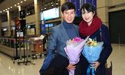 Vợ chồng Lý Hải tiếp tục sang Hàn Quốc dự sự kiện