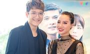 Minh Hà ủng hộ Chí Nhân ra mắt phim mới