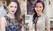 Angela Phương Trinh, Hương Giang Idol thu hút với kiểu tóc lệch
