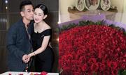 Sao võ thuật Triệu Văn Trác làm sinh nhật lãng mạn cho vợ