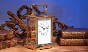 'Huyền thoại' đồng hồ để bàn L'Epee trở lại Hà Nội sau hơn một thế kỷ