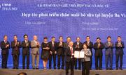 Vinamilk rót 1.400 tỷ đồng nuôi bò sữa công nghệ cao tại Hà Nội