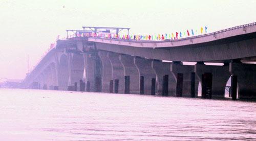Dự án đường vượt biển dài nhất Việt Nam nhiều sai sót kỹ thuật