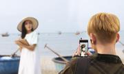 Cách chụp ảnh xóa phông bằng camera kép trên điện thoại