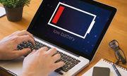 Tránh chai pin cho laptop
