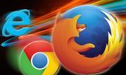 Trừ IE các trình duyệt khác đều không vào được Internet?