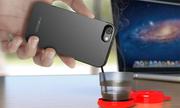 Ốp lưng biến iPhone thành máy pha cafe