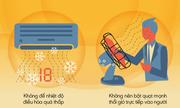 Cách ngăn bệnh truyền nhiễm mùa hè