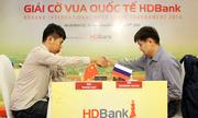 Đẳng cấp lên tiếng ở ngày hai giải cờ vua HDBank 2016