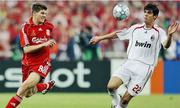 Kaka vẫn bị ám ảnh bởi trận thua Liverpool hơn 10 năm trước