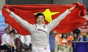'Nữ hoàng' đấu kiếm Việt Nam mong được mổ để đón Tết