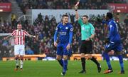 Leicester kháng cáo chiếc thẻ đỏ của Vardy
