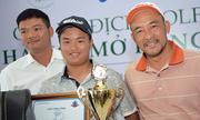 Golf thủ 13 tuổi gây địa chấn tại giải đối kháng quốc gia