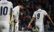 Ronaldo ghi cú đúp giúp Real thoát thua trên sân nhà
