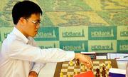 Quang Liêm tranh vô địch HDBank với các kỳ thủ Trung Quốc