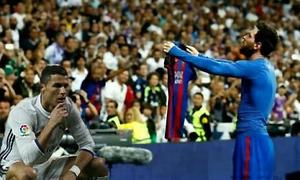 Màn chia vui của Messi trở thành một trào lưu trên internet