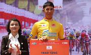VUS TP HCM bảo vệ Áo Vàng cho tay đua Lào