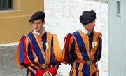 Canh giữ Vatican - đặc quyền của người Thụy Sĩ