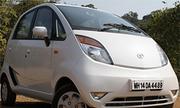 Tata Nano giá 11.500 USD ở Myanmar