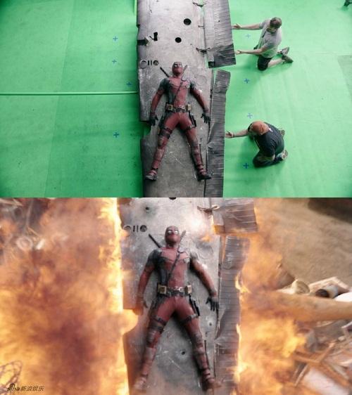 Dù được thực hiện với kinh phí khiêm tốn nhưng các cảnh hành động của Deadpool vẫn hoành tráng không hề thua kém bất kỳ bộ phim Hollywood nào.