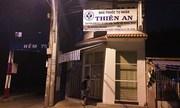 Cô gái nghi bị sát hại trong tiệm thuốc tây