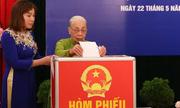'Không có tình huống phát sinh phức tạp' trong ngày bầu cử