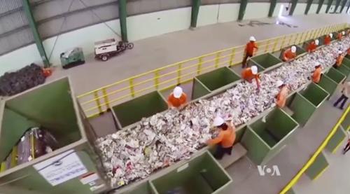 các nhà máy phân loại tự động cao có quy mô lớn và hiện đại của công ty, được xây dựng và hoạt động theo tiêu chuẩn Mỹ.