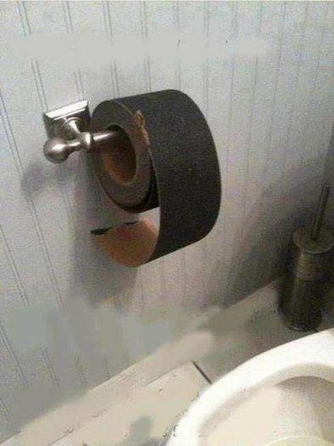 Mẫu giấy vệ sinh bá đạo.