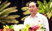 Doanh nhân TP HCM tố chuyện 'trên rải thảm, dưới rải đinh' với Chủ tịch nước