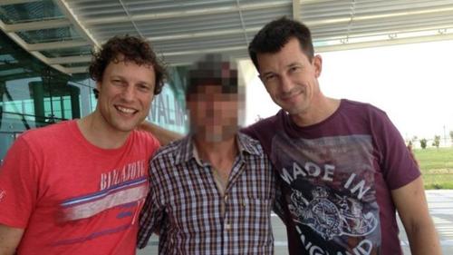 Oerlemanstừng bị bắt cóc và bị thương tại Syria năm 2012 cùng phóng viên người Anh John Cantlie
