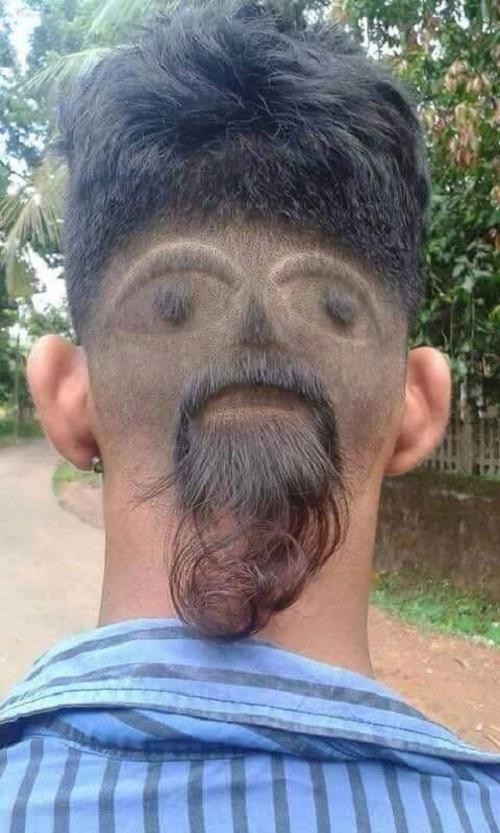 Kiểu tóc chất nhất Việt Nam.