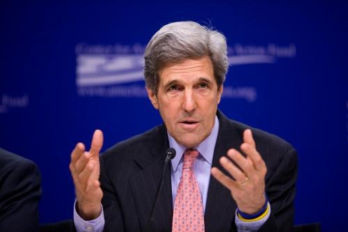 Ngoại trưởng Mỹ John Kerry. Ảnh: BostonMagazine