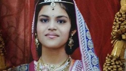 Aradhana Samdariya. Ảnh: BBC
