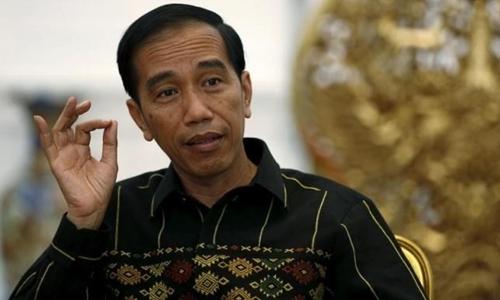 Tổng thống Indonesia Joko Widodo tuyên bố mạnh tay với tội phạm tình dục. Ảnh minh họa: Reuters.