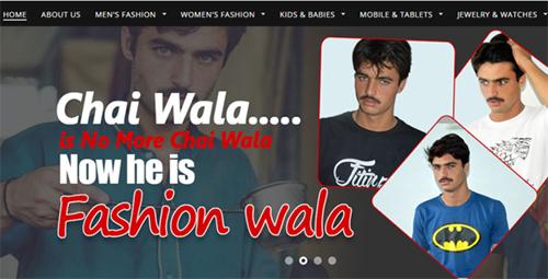 Javeria Ali trở thành người mẫu của một trang bán hàngtrực tuyến ởIslamabad